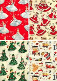 vintage wrapping paper 851 best gift wrap images on vintage wrapping paper
