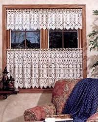 Lace Cafe Curtains Curtain I Will Always The Cafe Curtain Look I Had