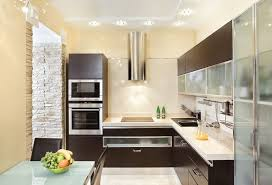 modern small kitchen home design and decorating