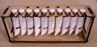 how to store and display your oil paint tubes google search