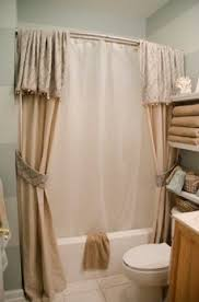 Double Panel Shower Curtains Do You Guys Like The Double Shower Curtain Look For Bathrooms
