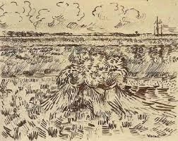 p22 u2013 research 2 u2013 vincent van gogh u0027s pen and ink drawings the