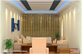 Home Office Interior Design Home Office Interior Design By Siraj V P Kerala Home Design And