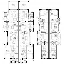 Dual Occupancy Floor Plans 100 Duplex Floor Plans With Double Garage 2 Bedroom Semi