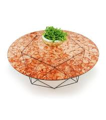 burnt orange coffee table spotted burnt orange round glass coffee table round glass coffee
