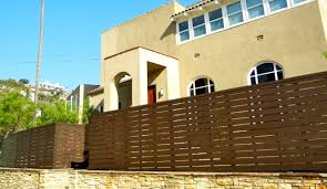 wood fence brentwood westwood wooden fences los angeles