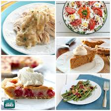 thanksgiving menu guide real dinner