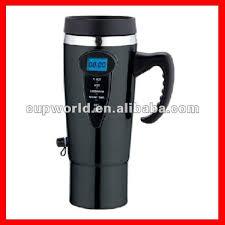heated coffee mug 18oz double wall stainless steel heated coffee mug buy heated