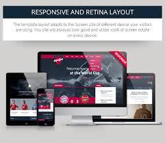 free responsive html templates equipo responsive html template by crik0va themeforest