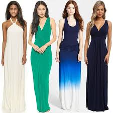how to wear a maxi dress if you u0027re petite 7 easy tips