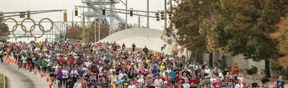 thanksgiving half marathon atlanta half marathon atlanta track club