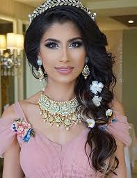 bridal hairstyles 40 indian bridal hairstyles for your wedding