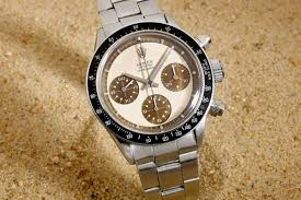 beautiful coffee dial u2014rolex daytona 6263 paul newman swiss