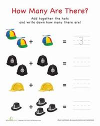 how many are there fish addition worksheets literacy and maths