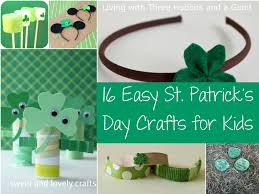 st patrick u0027s day crafts for kids leighann marquiss