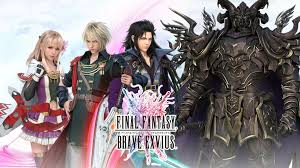 final fantasy final fantasy brave exvius english version first look gameplay