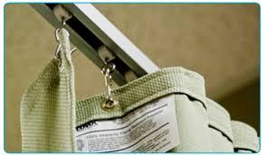 Suspended Curtain Rail Hospital Curtain Track Covoc Corporation