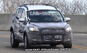 Ford Escape Horsepower - all new 2013 ford escape to drop v6 in favor of ecoboost engines