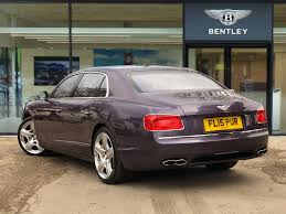 bentley flying spur 2007 used bentley continental flying spur cars for sale drive24