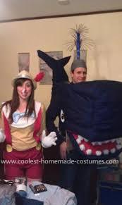 Pinocchio Halloween Costume Coolest Monstro Pinocchio Couple Costume Pinocchio Costumes