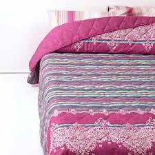 bassetti piumoni trapunte bassetti copriletto trapuntato carpet 1p fuxia in
