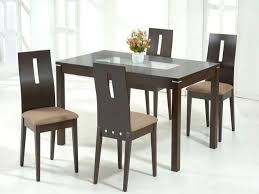 Bases For Glass Dining Room Tables Glass Top Dining Tables With Wood Base Golden Cotton Tablecloth