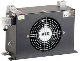 oil cooler with fan ace air cooled oil cooler fan view specifications details by