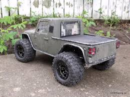jeep brute black brutus a gcm comp jeep build