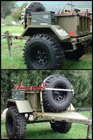 jeep camping ideas 369 best shtf utility camp trailers ideas images on pinterest