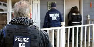 internal emails show ice agents struggling to substantiate trump u0027s