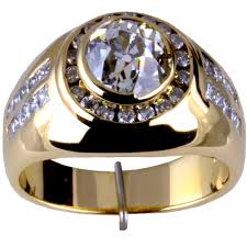 diamond ring for men design 14kt mens diamond ring 3 33 ct