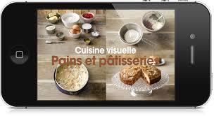 cuisine visuelle cuisine visuelle pains et pâtisseries offert sur l apple store