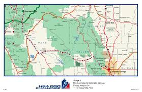 Breckenridge Map Usa Pro Cycling Challenge 2012 Route Released West Elk