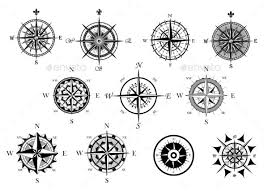 best 25 compass rose tattoo ideas on pinterest compass drawing