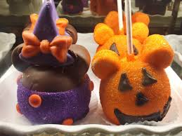 images of halloween treats at disneyland all treats no tricks