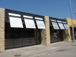Metal Canopies And Awnings Commercial Awnings Kansas City Tent U0026 Awning Metal Awnings