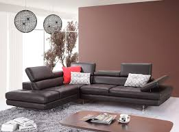 sectional leather sofa a761 by j u0026m furniture