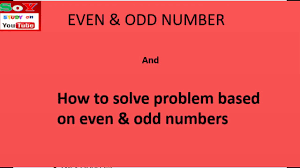 odd and even odd and even numbers worksheet what is odd