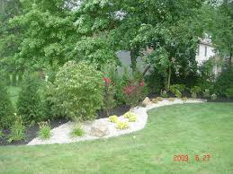 Backyard Landscaping Ideas For Privacy by Triyae Com U003d Landscaping Backyard Privacy Various Design