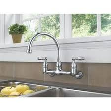 Kitchen Kitchen Faucets Bridge Russell by 8 Vintage Style Wall Mount Kitchen Faucets Wall Mount Kitchen
