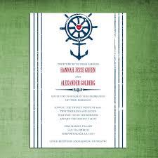 nautical rehearsal dinner invitations u2013 gangcraft net