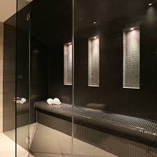 steam shower lighting advice how to do bathroom lighting expert advice and tips elle decoration