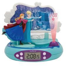 chambre reine des neiges radio réveil projecteur la reine des neiges la grande récré