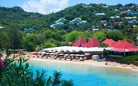 St Barts On Map by Nikki Beach Nightlife Bars Travel Leisure
