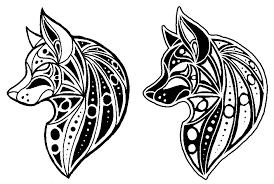 wolf design by keikittora on deviantart