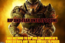 Doom Guy Meme - just doom guy things imgflip