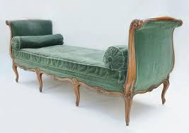 for sale french louis xv style daybed early 20th century antique