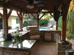 ben sun u0026 ethan backyard kitchen u0026 bbq island