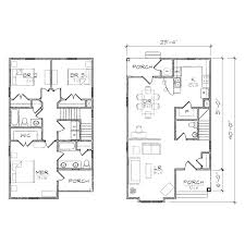 Detached Garage Floor Plans by Small House Plans With Garage Attachedhouse Floor Big Basement