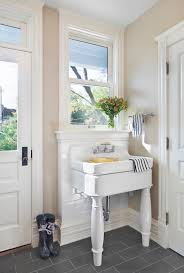 Laundry Room Utility Sinks Utility Sink Design Ideas Throughout Porcelain Laundry Remodel 18